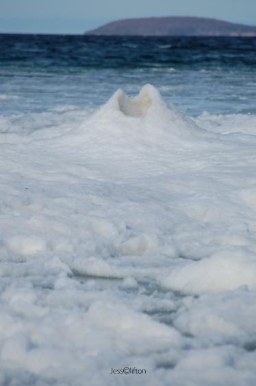 Ice Volcano