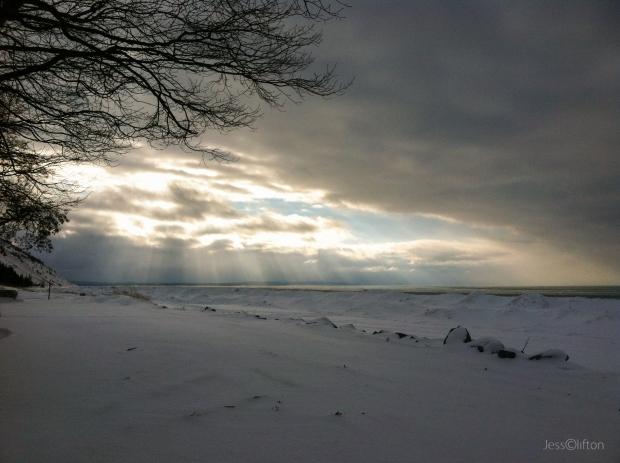 Empire Beach Cloud Break