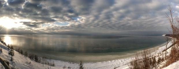 Empire Bluff Panorama