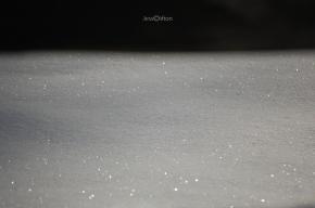 Glittering Snow