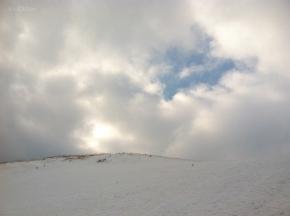 Snow White Dune & Sky