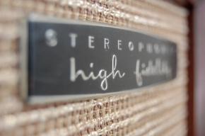 High Fidelity Motorola Stereophonic