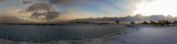 Morning Sun Fog Clinch Marin