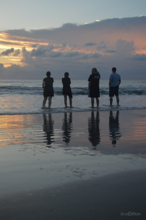 Sunrise Beach Quartet