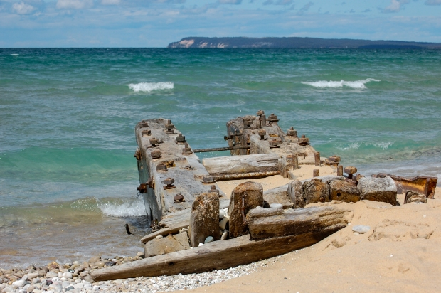 Glen Haven Shipwreck