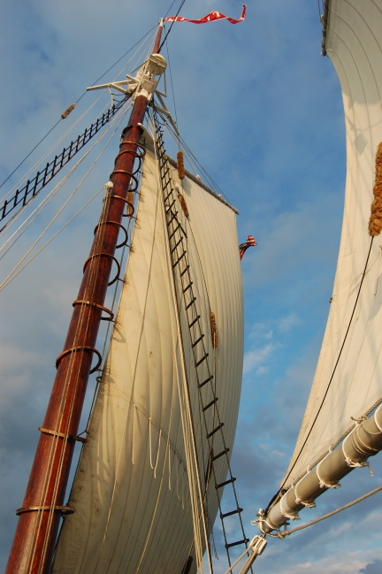 Tall Ship Sails