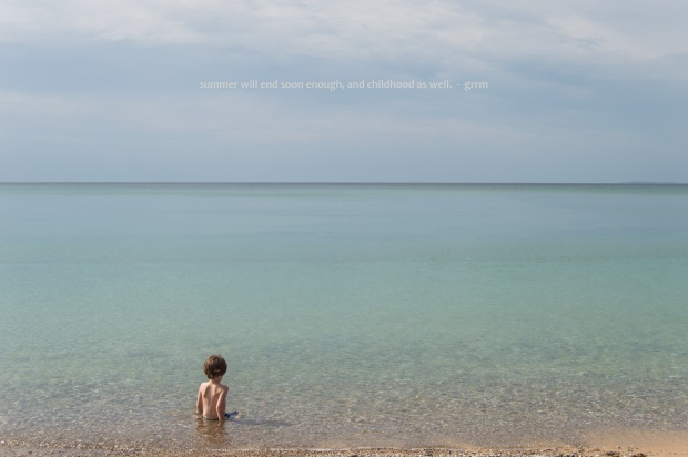 Lakeside Child - Summer End