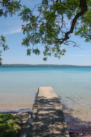 Torch Lake Dock