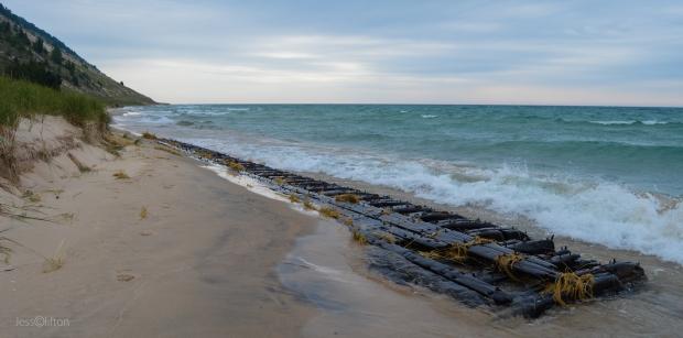 Watervale Shipwreck Landscape