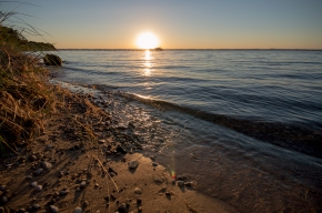 Old Mission Peninsula Sunset Beach