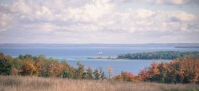 Tall Ship Suttons Bay Lake Michigan