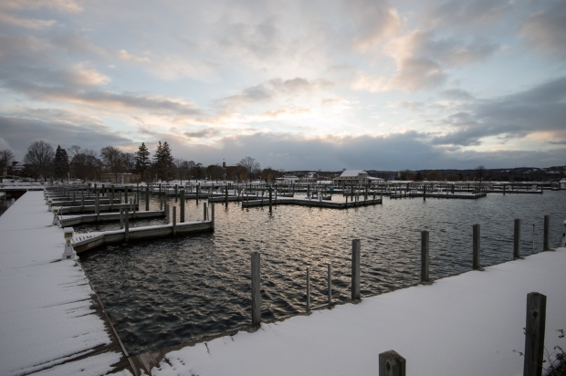 Early Winter Duncan L Clinch Marina